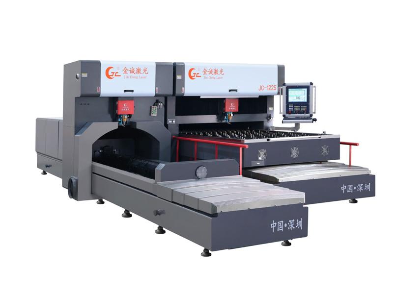 JCPY-1225 Laser Cutting Machine