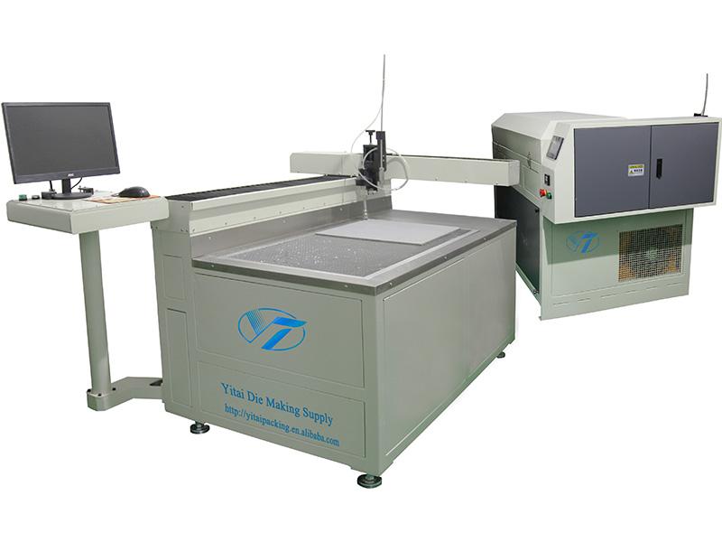 YW5010 Water Jet Rubber Cutting Machine