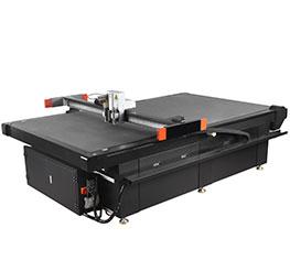 振动刀打样机机在纸箱行业的应用