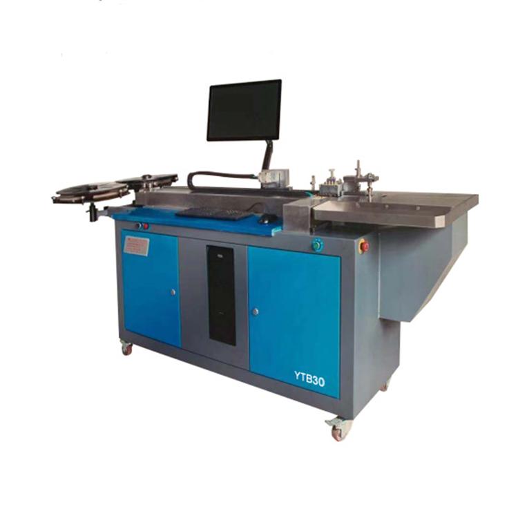 如何用模具激光切割机和自动折弯机制作模具板?